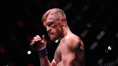 Conor McGregor. © Reuters