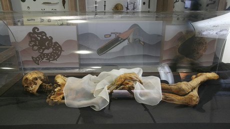 Curse to hold? 2,500yo Altay Princess will not be reburied, local judge rules