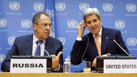 Russia has offered US 'concrete plan' to end Syrian crisis – Lavrov