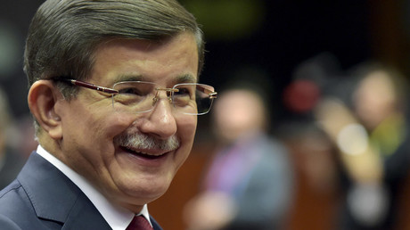 Syria invasion plan? Turkey will defend its 'Aleppo brothers,' says PM Davutoglu