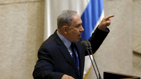Israeli PM Netanyahu wants whole country surrounded with fence to protect it from 'predators'