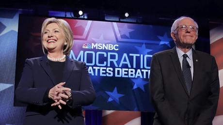 Despite Bernie's landslide victory, Hillary receives more New Hampshire delegates