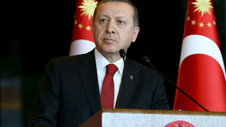 Still BFF? Turkey's Erdogan attacks US over support of Kurds, blames it for Syrian 'sea of blood'