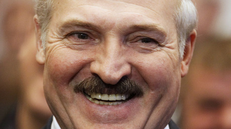 Belarus President Aleksandr Lukashenko © Gleb Garanich
