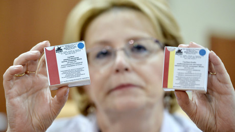 We've got the only proven Ebola vaccine, but we'll share it – Russia's health minister to RT