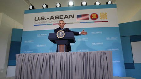 Obama in wonderland? US 'schizophrenic' on Syria as Kurds, govt forces advance