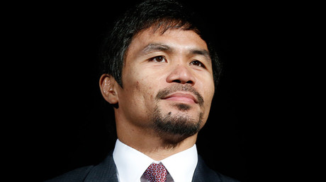 Nike ends Manny Pacquiao contract after boxer says gays are 'worse than animals'