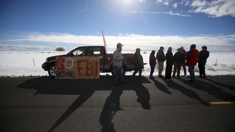 'Works of the devil': Oregon occupier countersues US government for $666bn