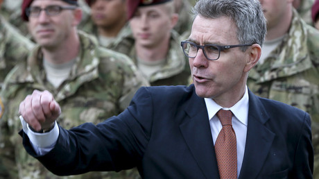 US ambassador urges 'elimination of graft & corruption,' 'meaningful steps to reform' in Ukraine