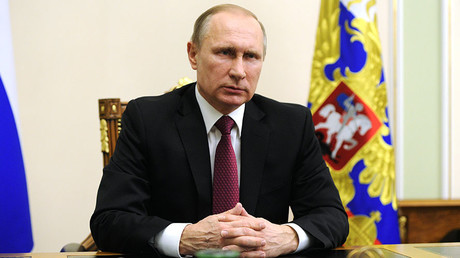 Putin discusses Syria ceasefire with world leaders by phone