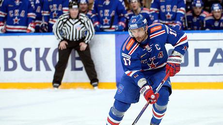 SKA St. Petersburg forward Ilya Kovalchuk © Alexey Danichev