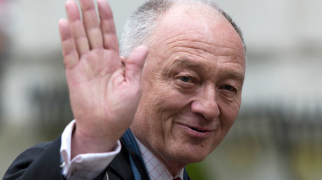 Former Mayor of London Ken Livingstone © Neil Hall