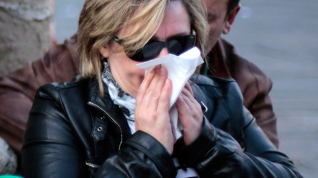 Incognito influenza: Flu virus masks itself to avoid being attacked, study says