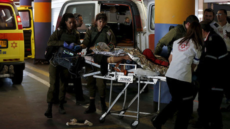 Israeli soldier tries to fend off Palestinian stabber, kills fellow serviceman instead
