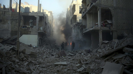 9 violations of Syrian ceasefire in 24 hours - Russian monitors