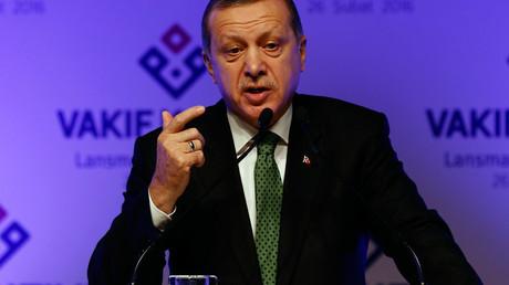 Erdogan: 'I don't respect court ruling to free Cumhuriyet journalists'