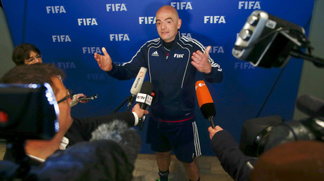 Infantino pledges new era for FIFA