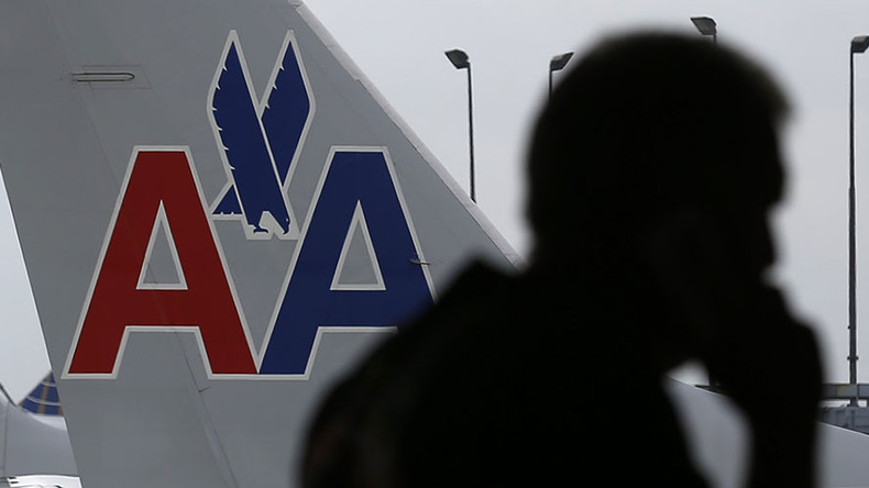 American Airlines removes passenger for being 'too heavy'