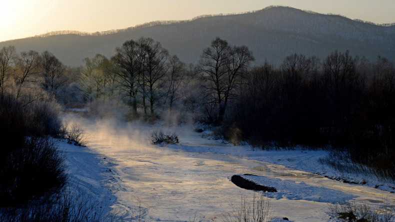 Dressed to chill: Border guards save Chinese trespasser from perils of Russian winter