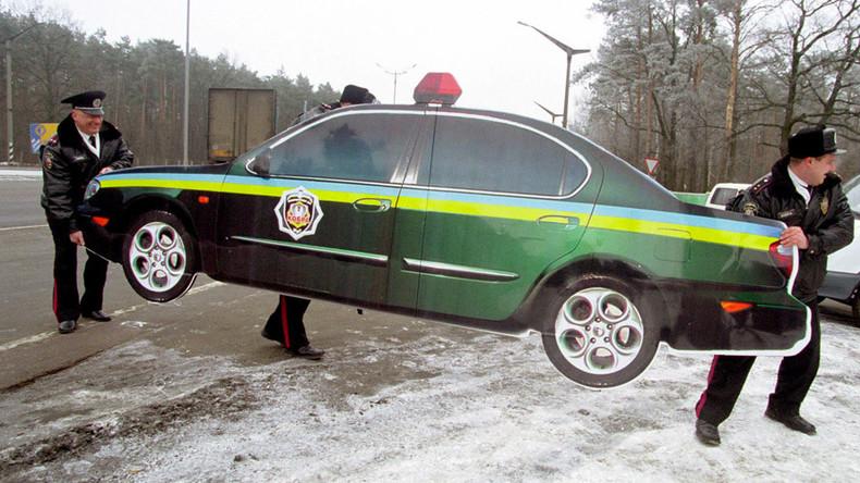 Kiev offers paid escort for Russian trucks in Ukraine