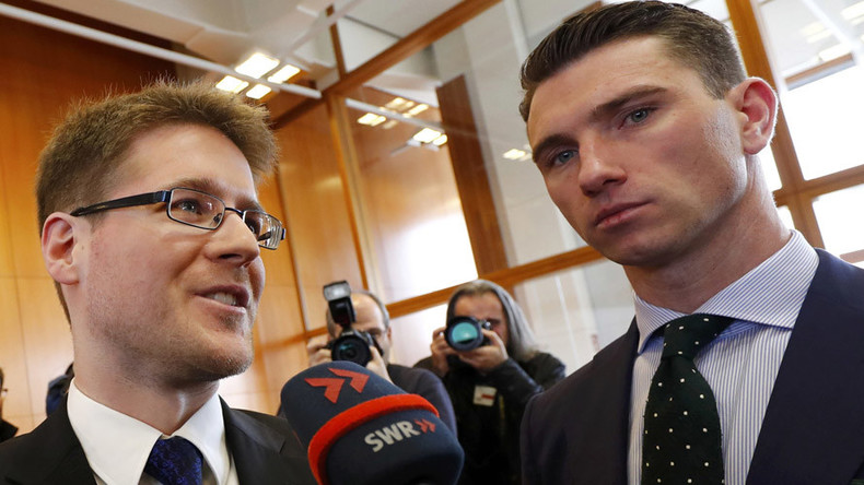 Germany's top court starts hearings on banning far-right NPD party
