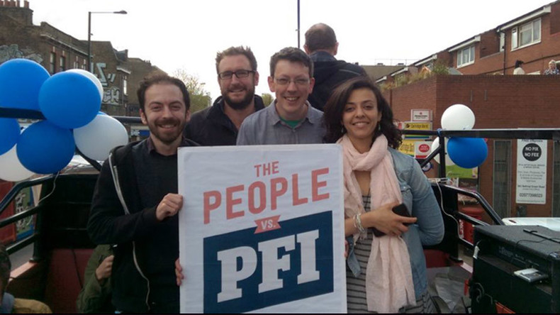'Blatant profiteering': Radical measures required to tackle PFI debt traps, says report