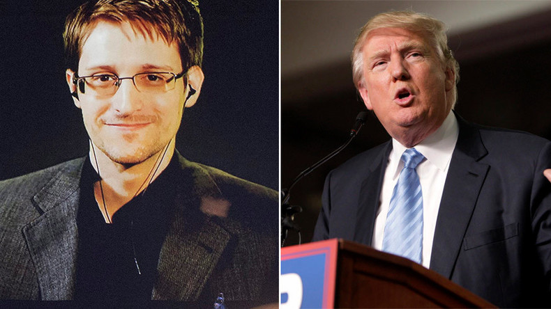 Snowden & Trump among record number of Nobel Peace Prize nominees