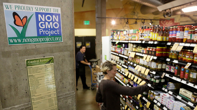 Labeling GMO: Dems put forward new bill as 'Dark Act' pushed on the hill