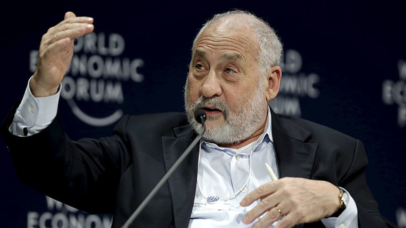 Brexit better for Britain than toxic TTIP, says Joseph Stiglitz
