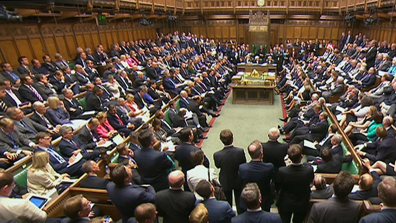 Can't take a joke? Tories uphold ban on parliamentary footage used as satire