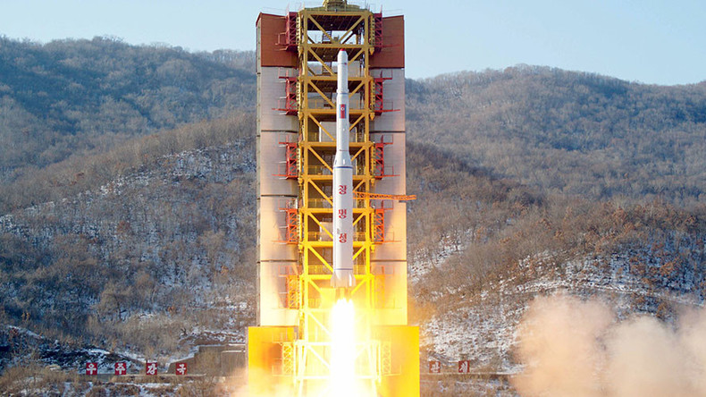 N. Korea launches missile test hours after UN introduces new sanctions