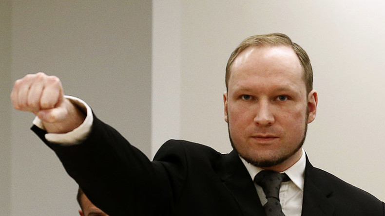 Terrorist Anders Breivik 'inhumane treatment' claim rejected by Norway
