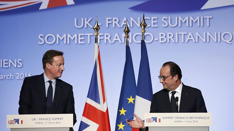 Britain & France strike £1.5bn drone deal