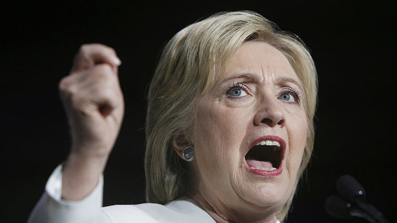 'Hillary Clinton's penchant for adventurism in foreign policy cause for concern'