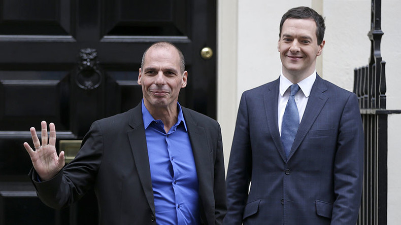 Varoufakis rebuffs Tory ridicule with inconvenient facts