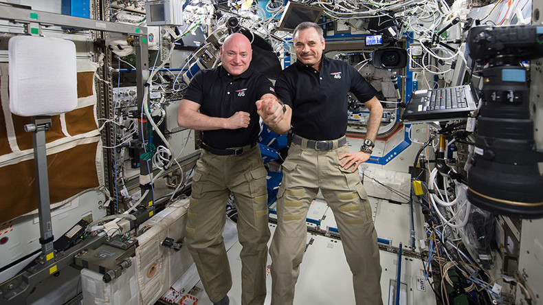 'Space exploring species': Returning NASA astronaut grew 2 inches in orbit