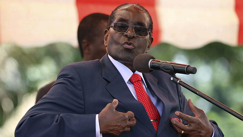 Mugabe eager to nationalize Zimbabwe's diamond industry