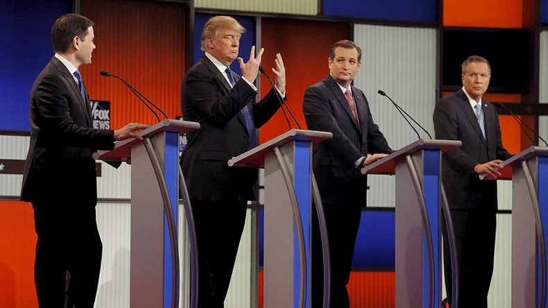Best moments from the GOP debate