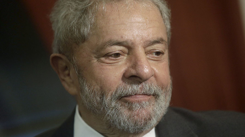 Brazil's ex-president Lula detained over corruption scandal