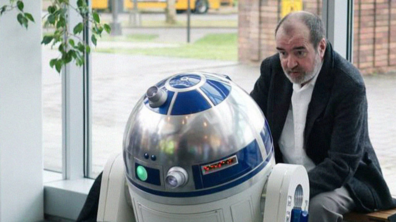 Death of a legend: Tony Dyson, 'father' of Star Wars' R2-D2, dies aged 68