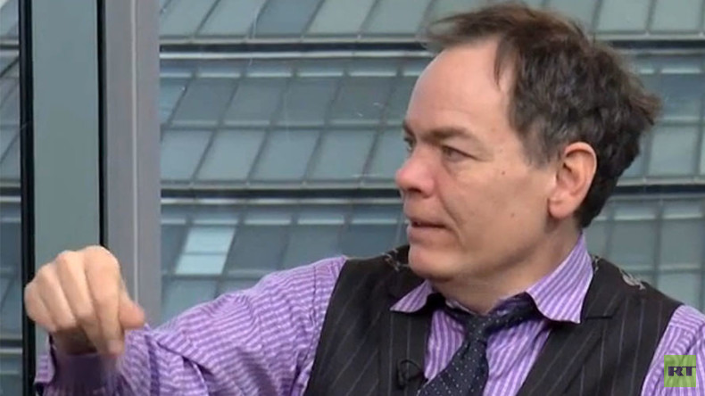 'Magical Fairy Dust' economics: Keiser slams UK govt for 'bribing, enslaving' citizens