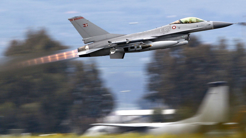 F16s and 400 troops: Danish govt wants to expand its military mission in Iraq & Syria