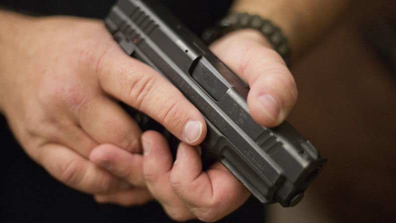 Guns in the wrong hands: Firearm theft on the rise
