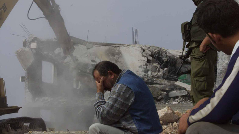 'Record demolition & displacement': Israel razes dozens Palestinian homes in West Bank