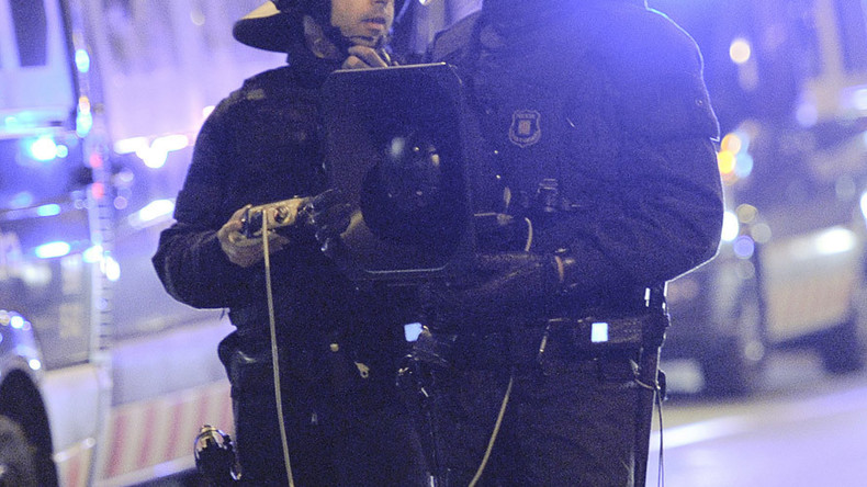 NYPD sued over use of sound cannon on protesters