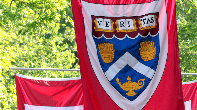 Harvard law school to drop official shield over legacy of slavery