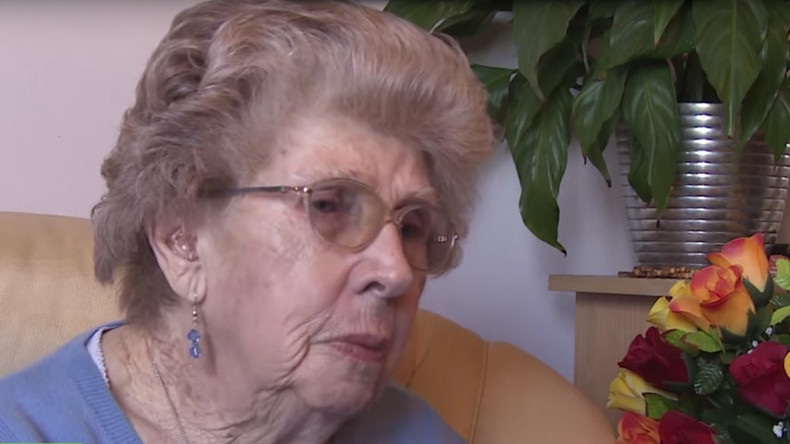 A perfect Mother's Day gift: 92yo South African widow allowed to stay in UK
