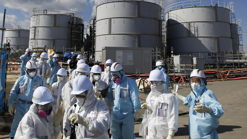 'Japan's existence was at stake': Fukushima disaster nearly prompted Tokyo evacuation – former PM