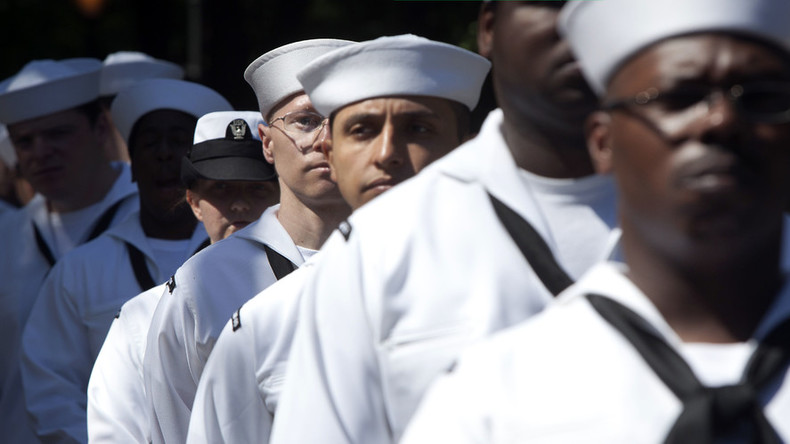 Fat but fit: Navy lowers physical restrictions to stem personnel drain