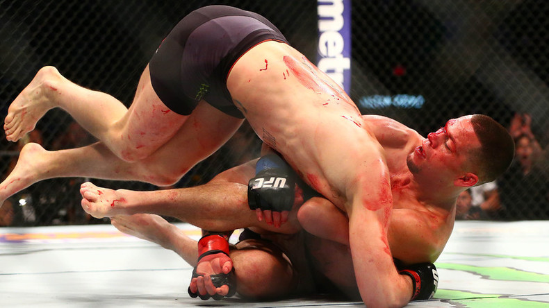 UFC 196: Nate Diaz overpowers Conor McGregor in a shocking win
